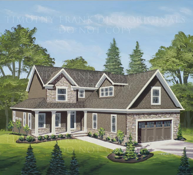 Welcome to timothy f dick originals y m c a dream homes for Dream house builders